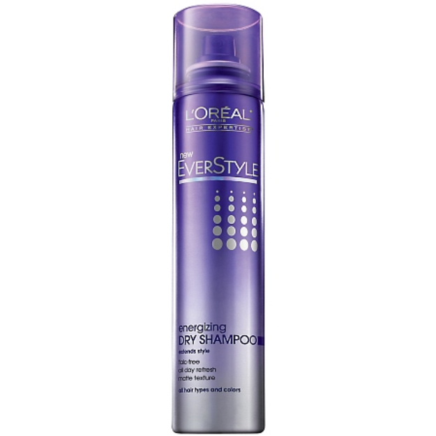 L'Oréal Everstyle Energizing Dry Shampoo