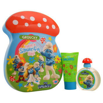 Vapro International S.p.a. First American Brands K-GS-1962 The Smurfs Grouchy - 2 pc - Gift Set