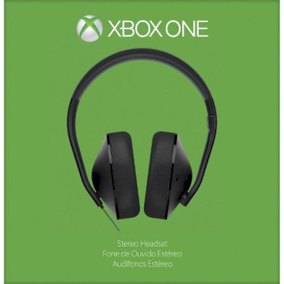 Microsoft Xbox One Stereo Headset (Xbox One)