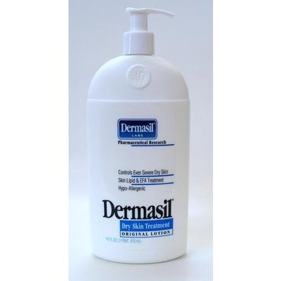 Rise International Dermasil Labs Pharmaceutical Research Dry Skin Treatment Original Lotion 16 fl oz