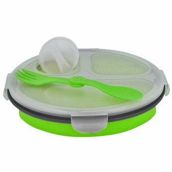 Smart Planet 34 oz. Eco Collapsible Lunch Box