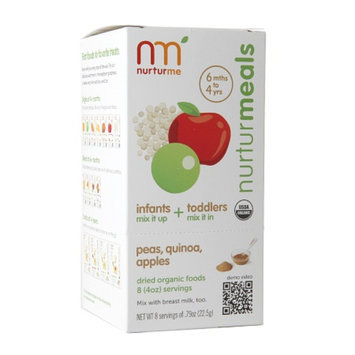 NurturMe Organic Dried Organic Baby Food