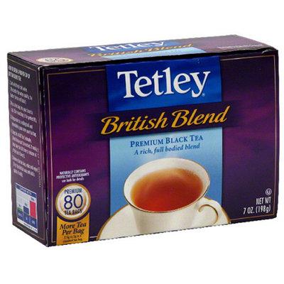 Tetley USA Tetley Premium Black Tea British Blend Tea Bags 80-ct.