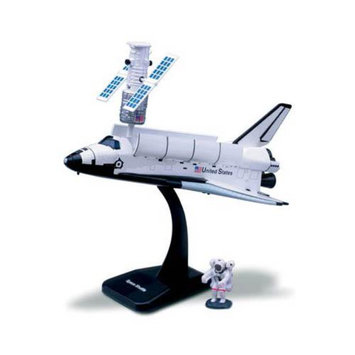 New Ray 20407 1/48 Space Adventure Asst (12)
