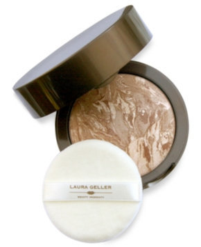 Laura Geller Baked Body Frosting with Body Puff