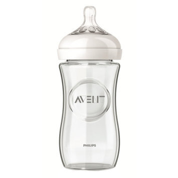 Avent SCF673/17 Natural 8 Ounce Glass Bottle