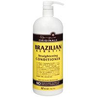 Renpure Originals Brazilian Keratin Strengthening Conditioner, 32 fl oz