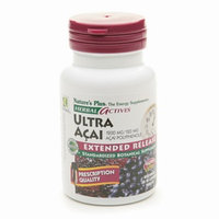 Nature's Plus Ultra Acai 1200 mg / 120 mg Polyphenols Extended Release