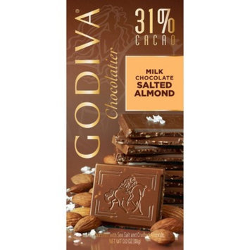 Godiva Desserts Truffles and Candy Bars 3.5 oz