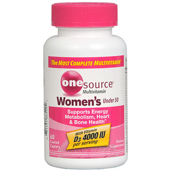 OneSource Ultimate Women's Multivitamin Coated Caplets
