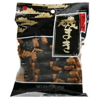 JFC Iso Maki Rice Crackers, 3-Ounce (Pack of 6)