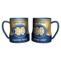 NCAA Notre Dame Fighting Irish Boelter Brands 2 Pack Game Time Coffee Mug -