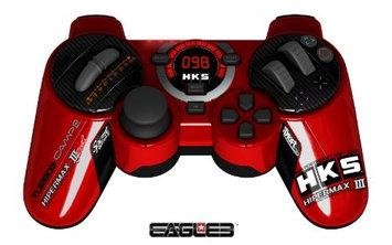 Interworks HKS Racing Controller for PlayStation 3
