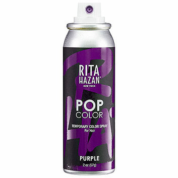 Rita Hazan Pop Color Temporary Color Spray For Hair Purple 2 oz