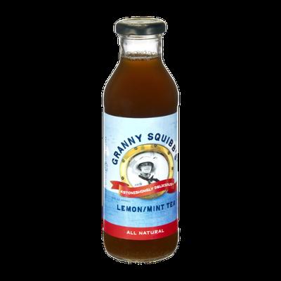 Granny Squibb's Lemon/Mint Tea