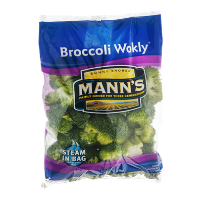 Mann's Broccoli Wokly Steam in Bag