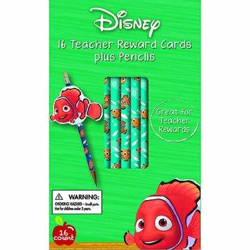 Eureka EU-610133 Finding Nemo Pencils With Toppers