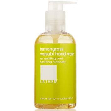 Lather HER Lemongrass Wasabi Hand Wash, 8.5-Ounce Bottle