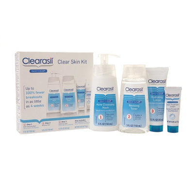 Clearasil Ultra Daily Clear Skin Kit
