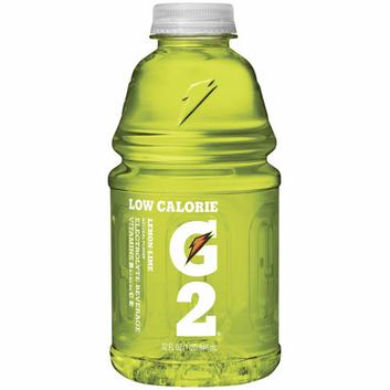 G2 : Low Calorie Lemon-Lime Sports Drink