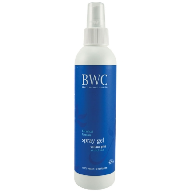 Beauty Without Cruelty Volume Plus Spray Gel