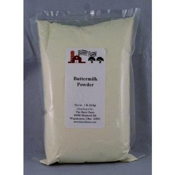 Barry Farm Buttermilk Powder, 1lb.