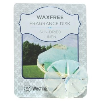 Westinghouse Warmers Linen Warmer Scents - Clear