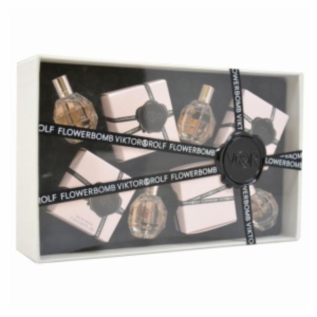 Viktor & Rolf Flowerbomb Mini Gift Set for Women