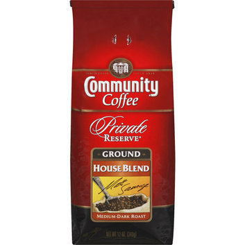 Community Private Reserve House Blend Ground Coffee