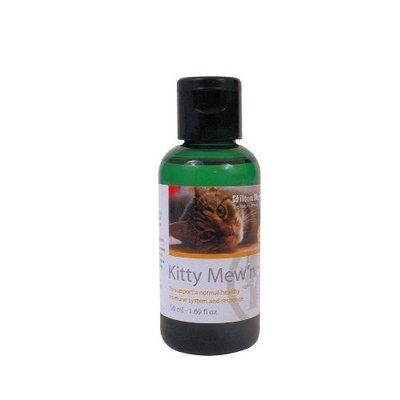 HILTON HERBS Kitty Mew'n 1.69 fl oz ( 50 ml ) Bottle