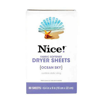 Walgreens Fabric Softener Dryer Sheets
