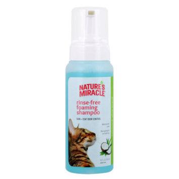 Nature's Miracle® Rinse-Free Foaming Shampoo