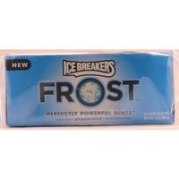 Ice Breakers Frost Mint Peppermint 6 X 1.2 OZ