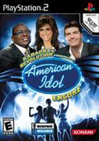 Konami Karaoke Revolution Presents: American Idol Encore with Microphone