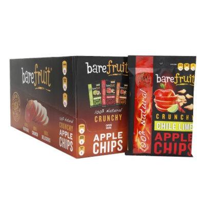 Bare Fruit 100% Natural Crunchy Apple Chips, Chili Lime, 16.9 oz