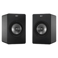 KEF X300A Wireless Speakers - Black (TB7368)