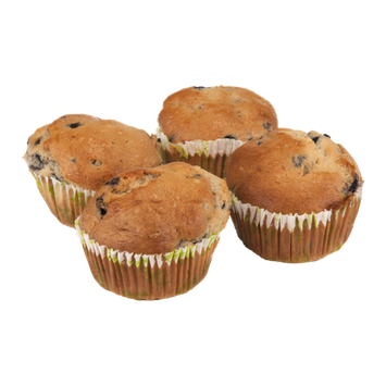 Ahold Lowfat Blueberry Muffin
