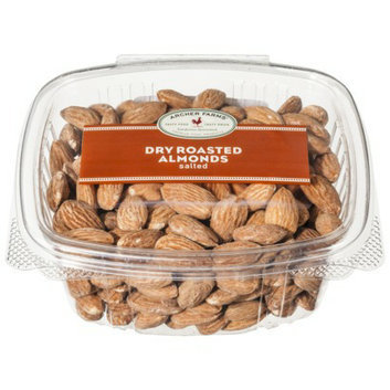 Archer Farms Salted Dry Roasted Almonds - 10 oz.