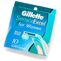 Gillette Sensor Excel For Women
