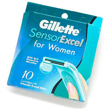 Gillette Sensor Excel For Women
