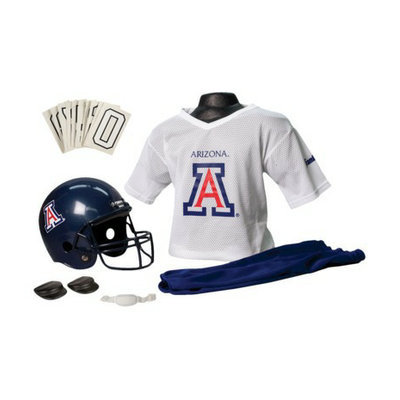 NCAA Franklin Sports Arizona Deluxe Uniform Set - Small