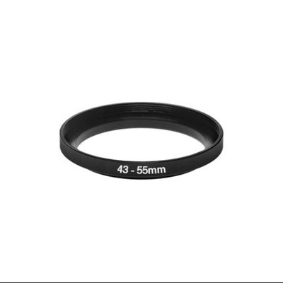 Bower 43-55mm Step-Up Adapter Ring