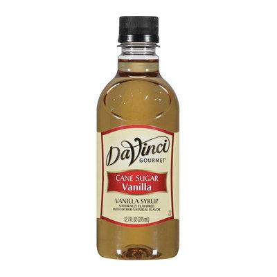 DaVinci Gourmet Cane Sugar Vanilla Syrup