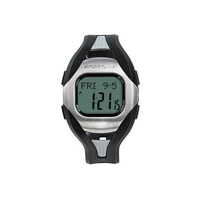 Sportline Men's 960 Any-Touch Step & Distance Pedometer