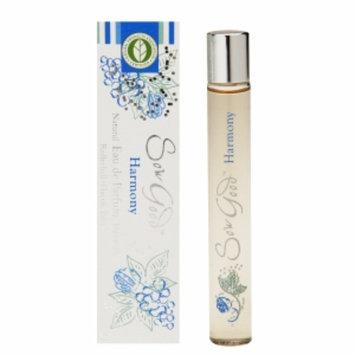 Sow Good Natural Eau de Parfum Rollerball, Harmony, .34 fl oz