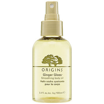 Origins Ginger Gloss Smoothing Body Oil