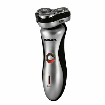 Regalta Ragalta Rechargeable Triple Rotary Shaver