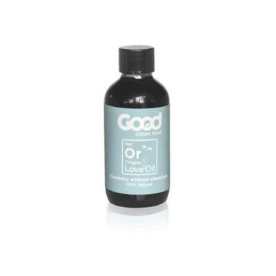 Good Clean Love Love Oil Origins, 2-Ounce Glass