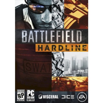 Electronic Arts Battlefield: Hardline (PC Games)