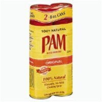 PAM No-Stick Cooking Spray - 2/8oz cans